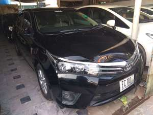 toyota corolla 2015. toyota corolla 2015 cars for sale in pakistan verified car ads