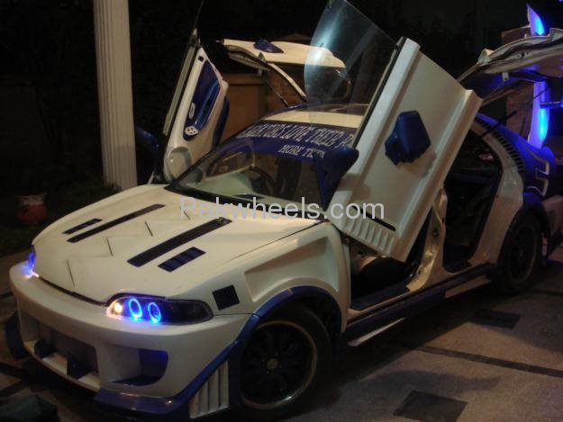 Modified Your Bumper Body Kit Spoiler Projection Hids Interior
