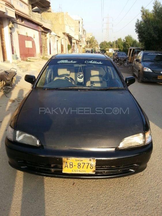 Honda Civic EX 1995 Image-1