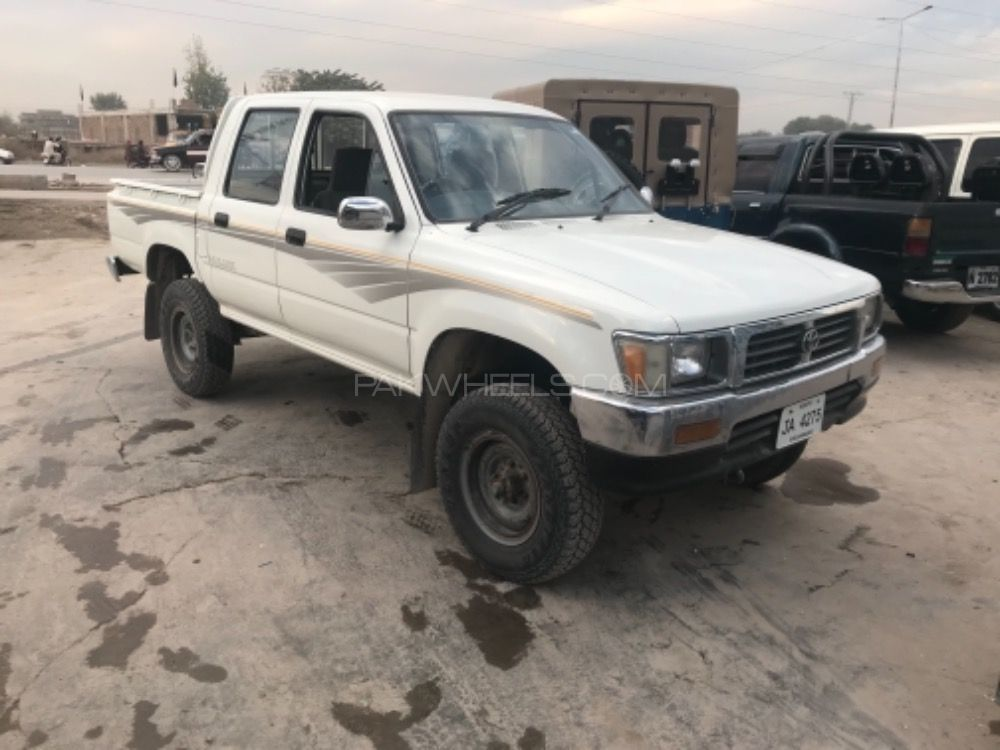 Toyota Hilux Double Cab 1995 Image-1