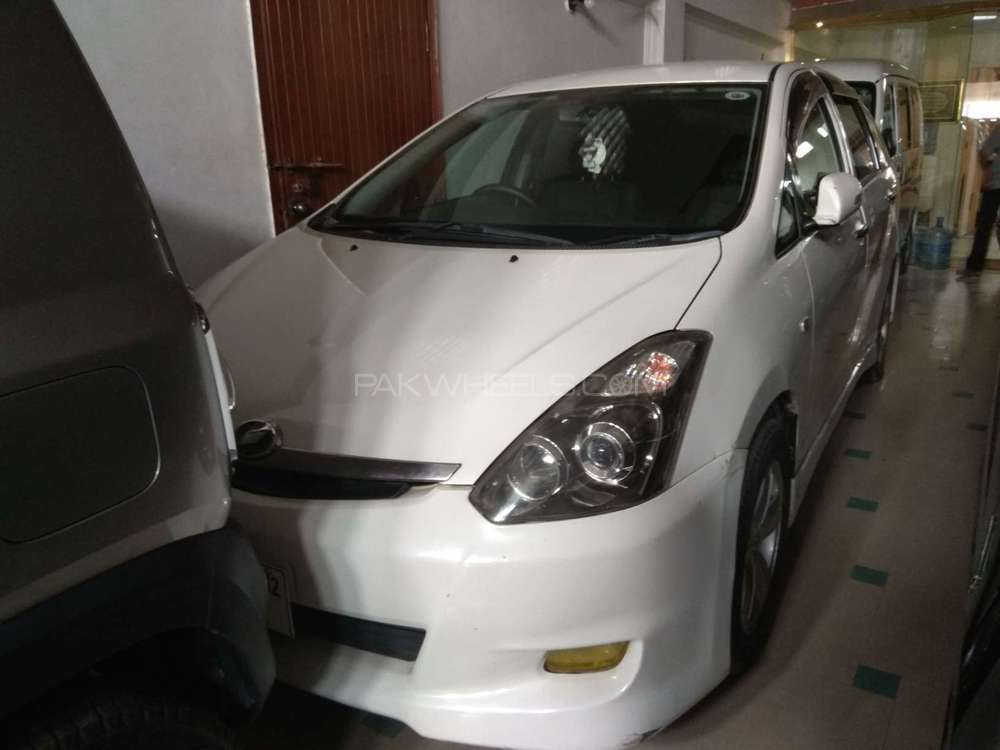 Toyota Wish 1.8 X Aero Sports Package Limited 2006 Image-1
