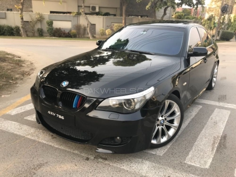 bmw 5 series 530i 2004 for sale in lahore pakwheels. Black Bedroom Furniture Sets. Home Design Ideas