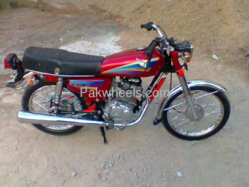 Used Honda Cg 125 2005 Bike For Sale In Karachi 101653