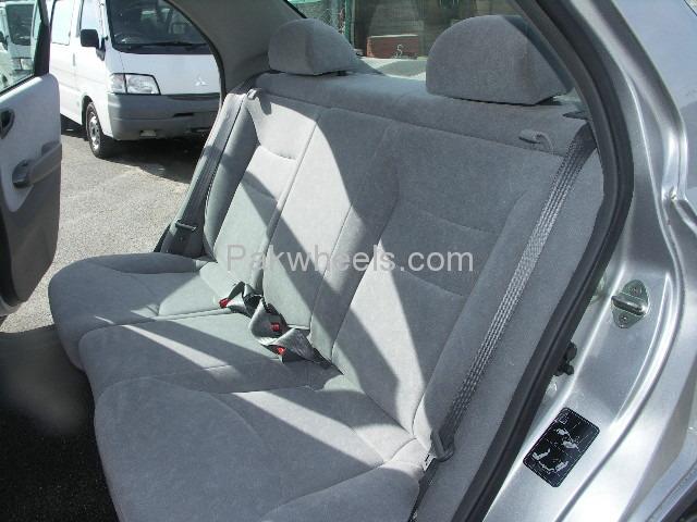 Honda Fit X 2007 Image-5