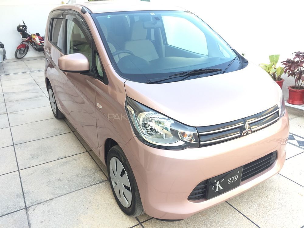 Mitsubishi Ek Wagon M Navi Collection 2014 Image-1