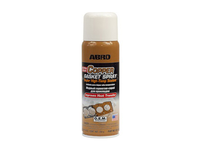 ABRO Copper Gasket Spray in Karachi