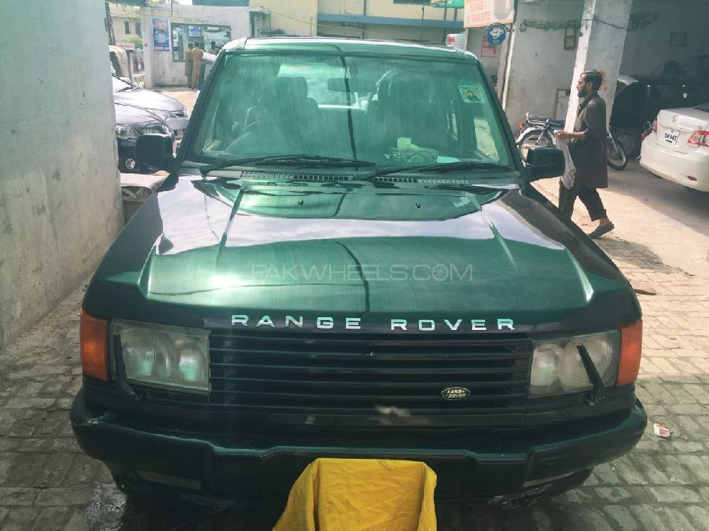 Range Rover Hse 4.6 1985 Image-1