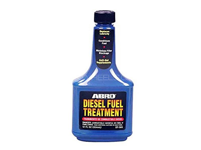 ABRO Diesel Fuel Treatment - 354 ml Image-1
