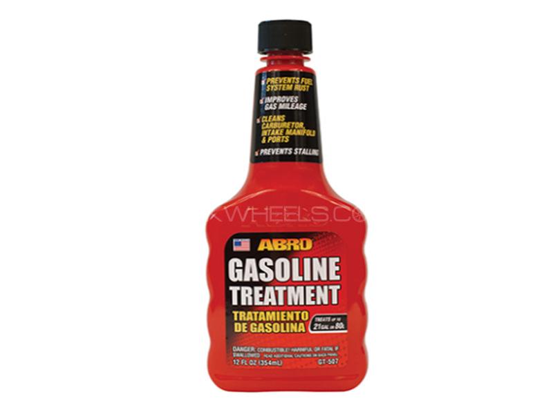 ABRO Gasoline Treatment - 354 ml Image-1