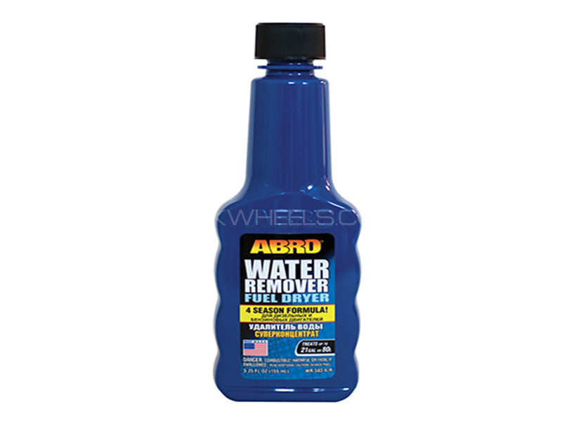 ABRO Water Remover Fuel Dryer - 155 ml Image-1