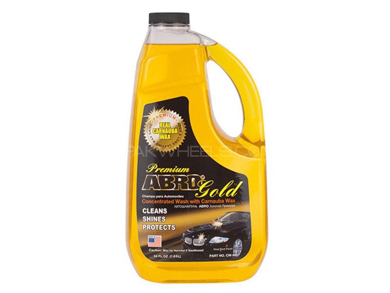 ABRO Shampoo Premium Abro Gold - 2 Litre Image-1