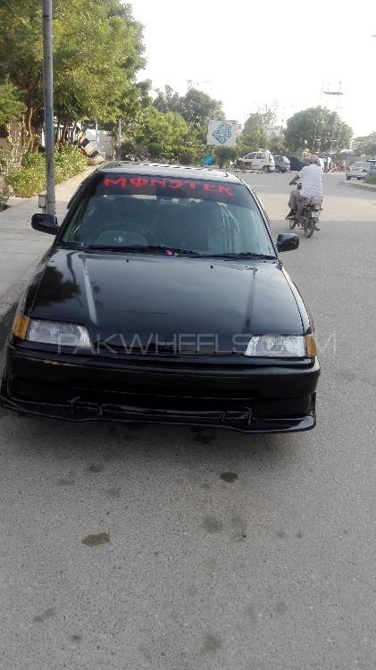 Honda Civic 1990 Image-1