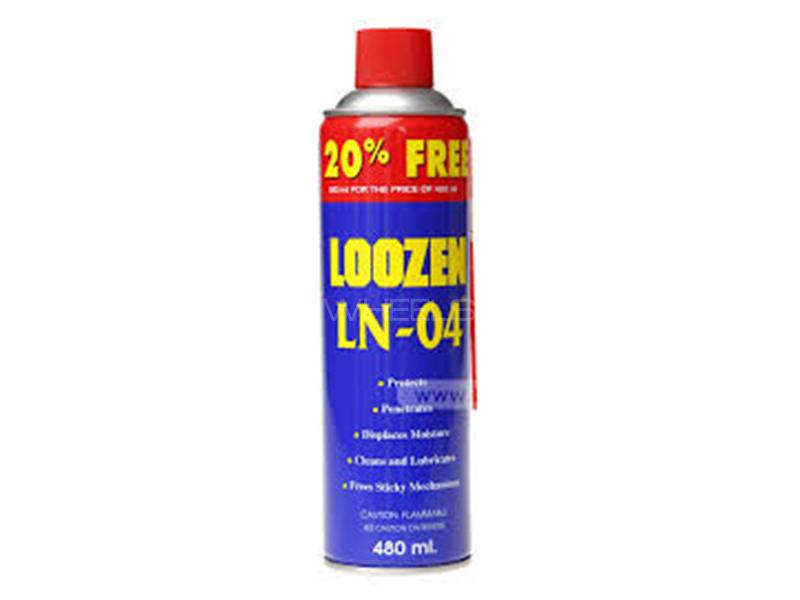 Loozen LN-04 Penetrating Oil - 480 ml in Karachi