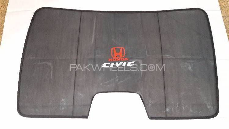 Honda Civic X  2016-2017 Rear Screen Shade in Lahore