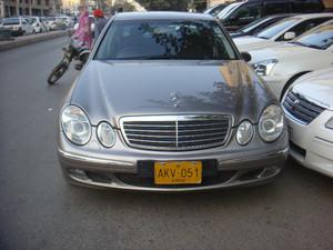 Used Mercedes Benz E Class E200 2004