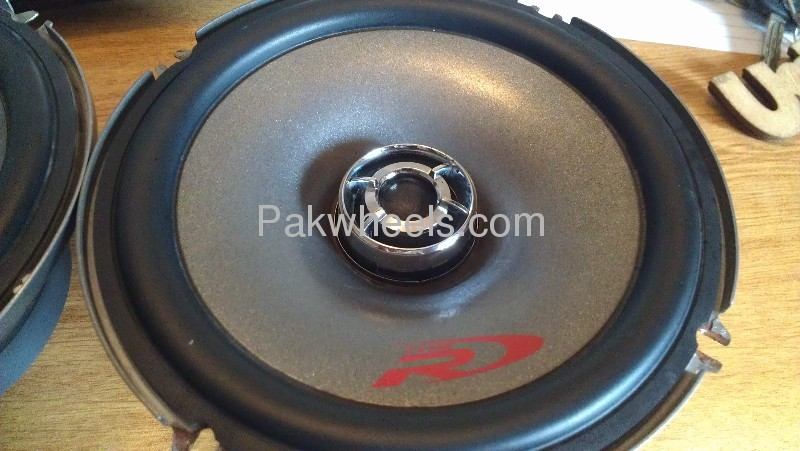 Alpine highend door speakers for sale Image-1