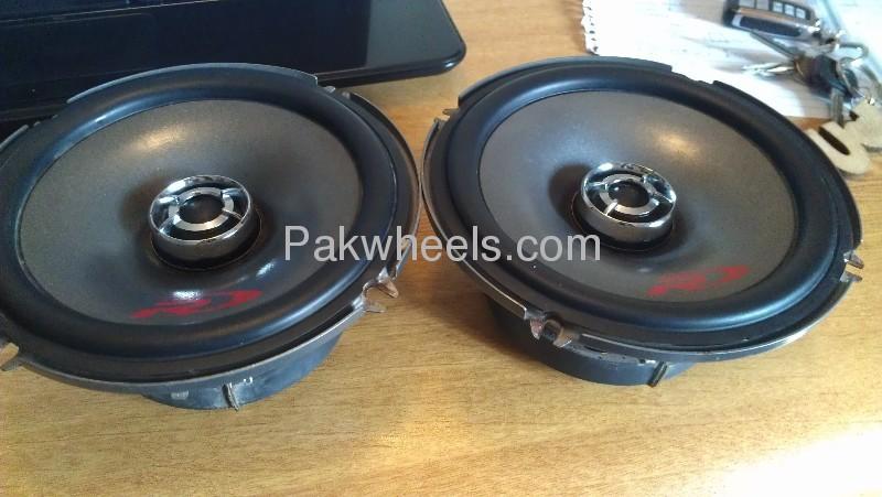 Alpine highend door speakers for sale Image-2