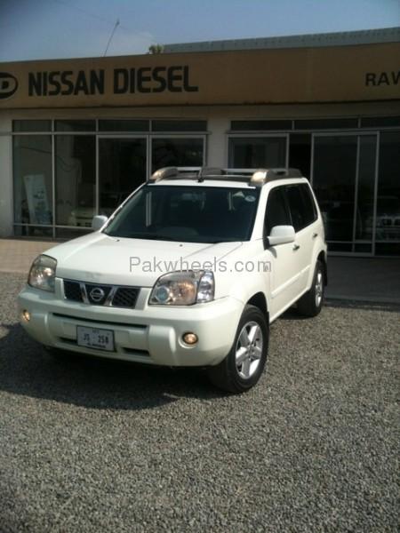 Nissan X Trail 2 2 Slx 2005 For Sale In Islamabad Pakwheels