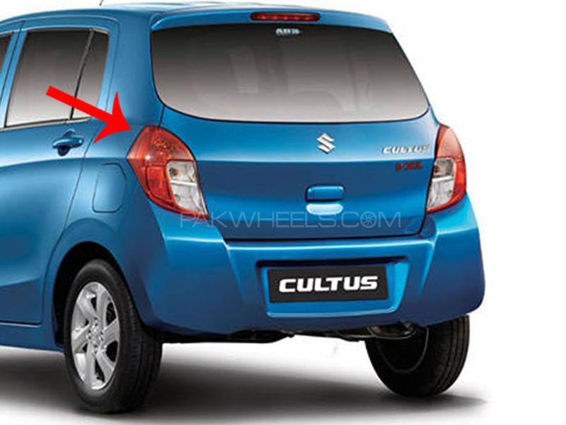 Suzuki Cultus Back Light Genuine 1pc Image-1