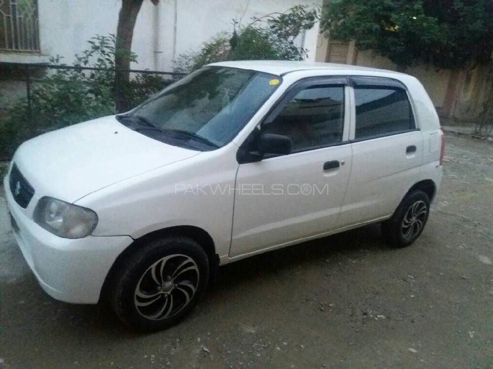 suzuki alto vxr 2009 for sale in kamra pakwheels. Black Bedroom Furniture Sets. Home Design Ideas
