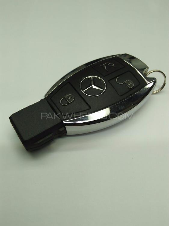 Mercedes smart key programming