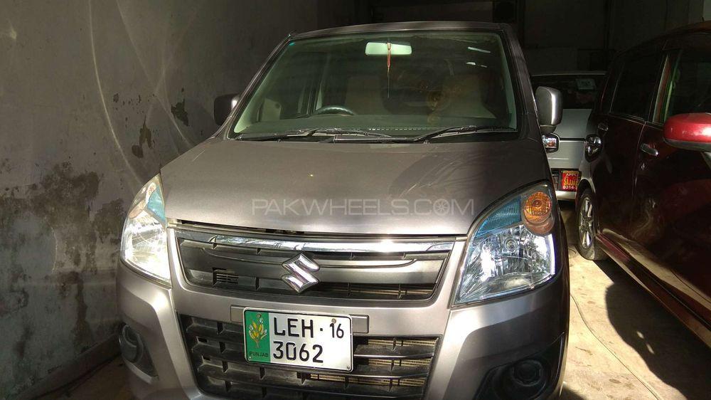 Suzuki Wagon R For Sale In Lahore