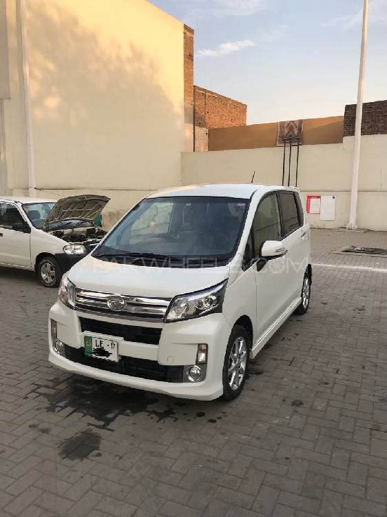 Daihatsu Move Custom RS SA 2014 Image-1
