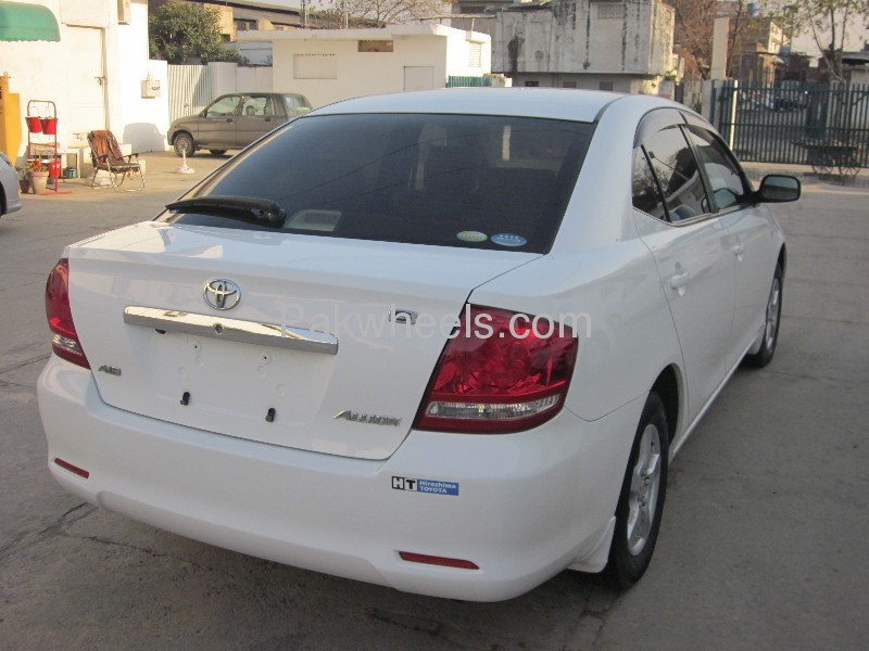 Toyota Allion A18 G PACKAGE LUXURY EDITION 2007 Image-1