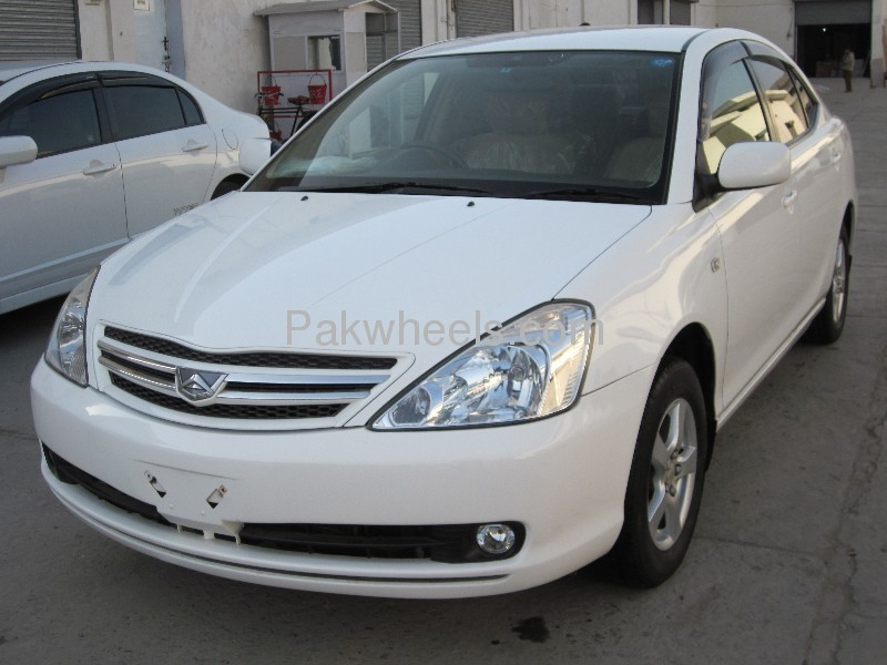 Toyota Allion A18 G PACKAGE LUXURY EDITION 2007 Image-2