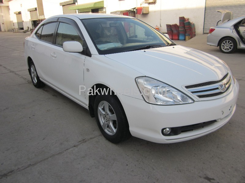 Toyota Allion A18 G PACKAGE LUXURY EDITION 2007 Image-6