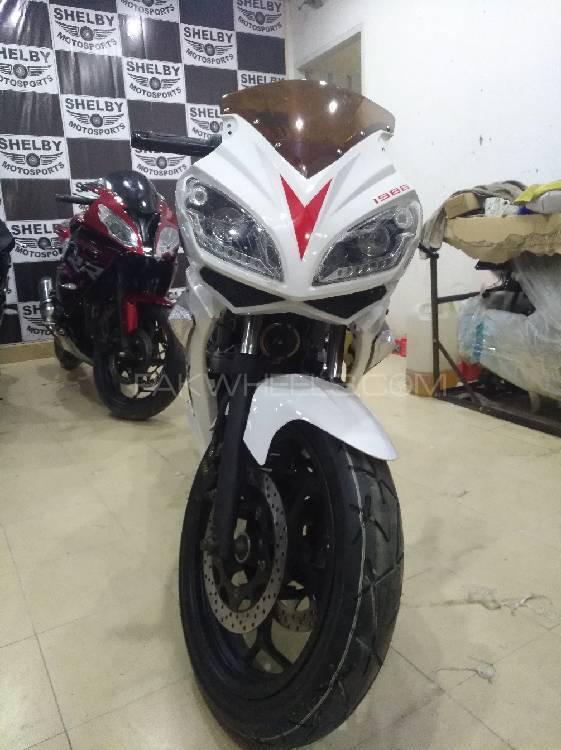 Honda CBR 400 2017 Image-1