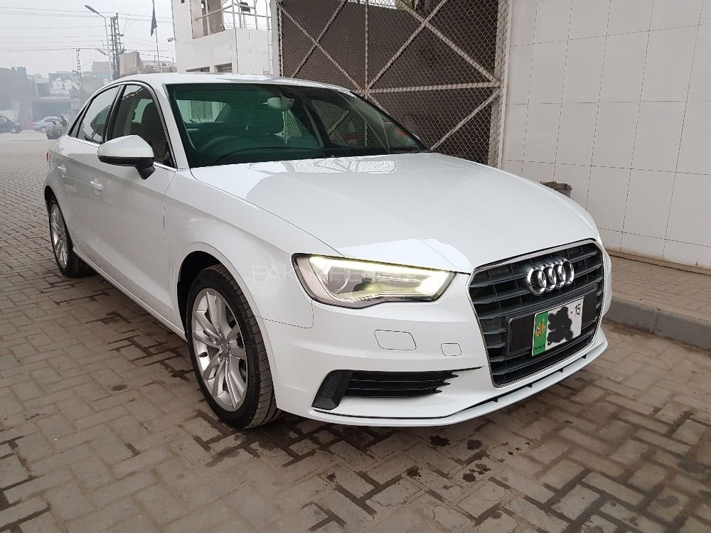 audi a3 1 8 tfsi quattro 2015 for sale in lahore pakwheels. Black Bedroom Furniture Sets. Home Design Ideas