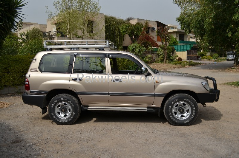 toyota land cruiser gx 2003 for sale in islamabad pakwheels. Black Bedroom Furniture Sets. Home Design Ideas