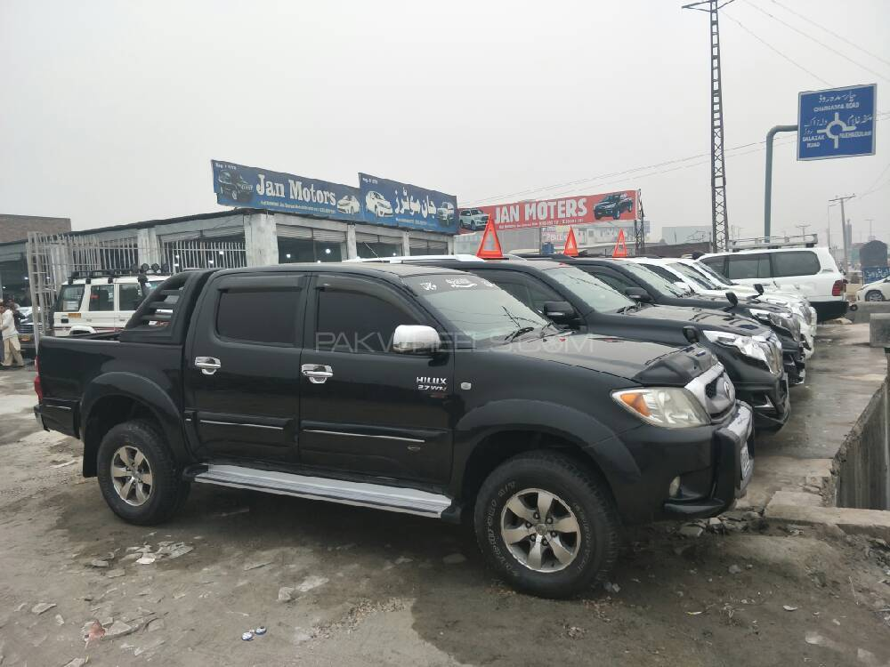Toyota Hilux 4x4 Double Cab Standard 2008 For Sale In