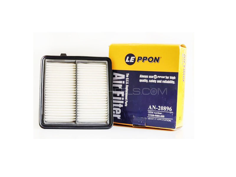 Honda Life Leppon Air Filter - AN-20882 in Karachi