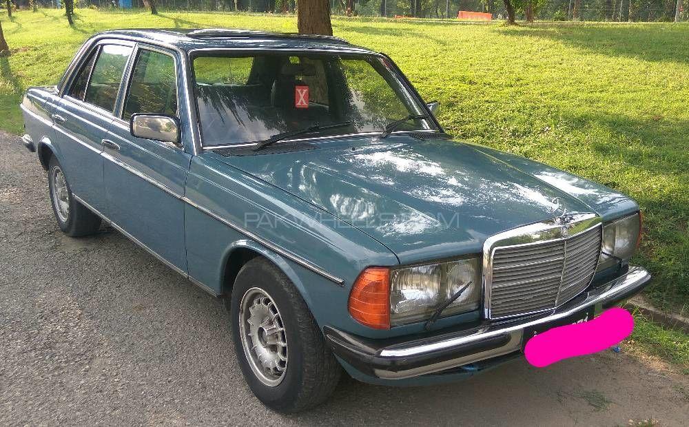Mercedes Benz D Series 1983 Image-1