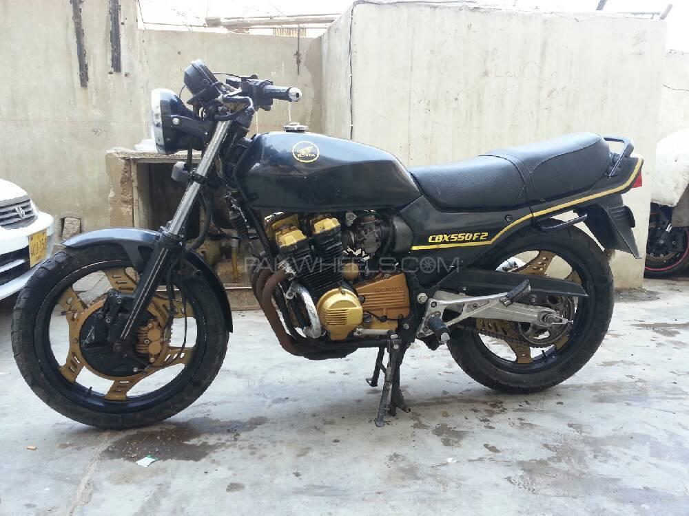 Honda CBX 1986 Image-1