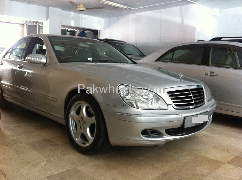 Mercedes benz s class s350 2004 for sale in islamabad for Mercedes benz s550 rims for sale
