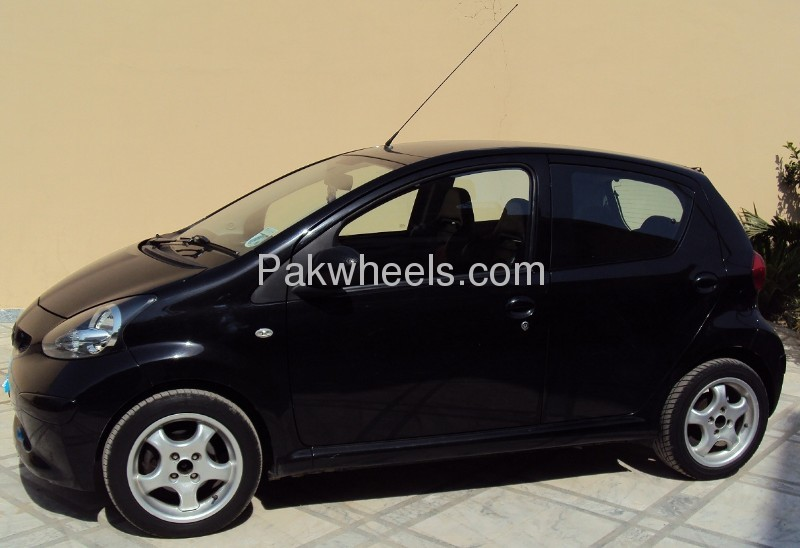 toyota aygo 2007 for sale in talagang pakwheels. Black Bedroom Furniture Sets. Home Design Ideas