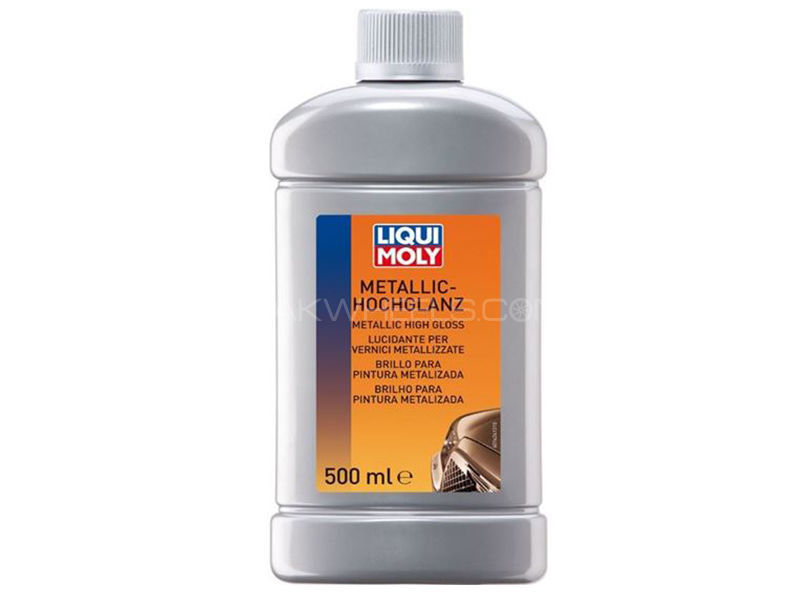 LIQUI MOLY Metallic Polish - 500 ML in Karachi