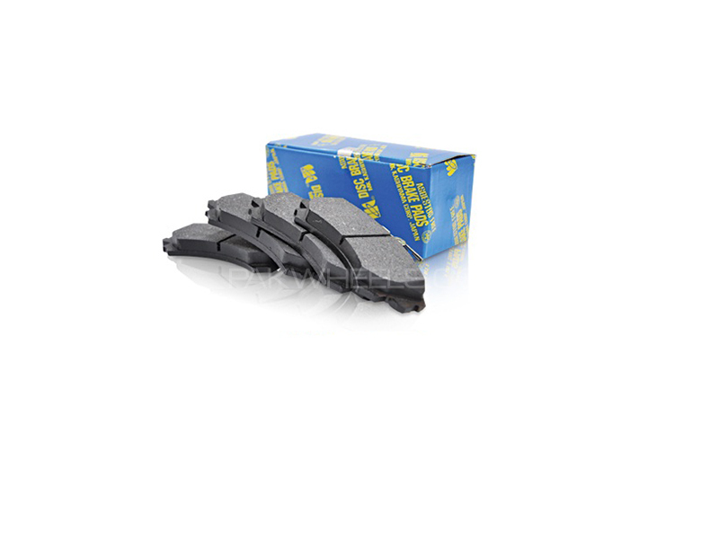 Toyota Vitz 2006-2009 MK Japan Front Brake Pads in Karachi