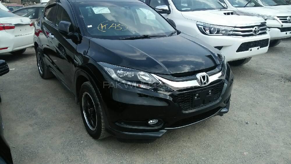 Honda Vezel X 2015 Image-1