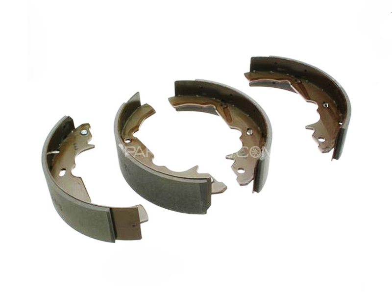 Toyota Corolla Mark 1 MK Rear Brake Shoe - K-2232-Y Image-1