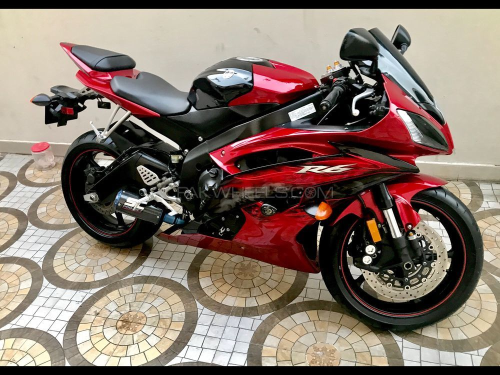 used yamaha yzf r6 2011 bike for sale in gujranwala. Black Bedroom Furniture Sets. Home Design Ideas