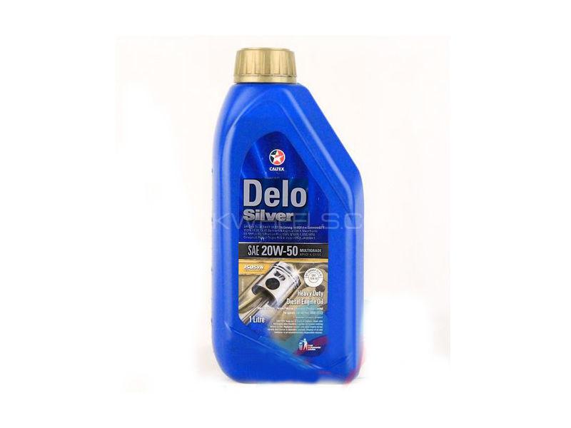 Caltex Delo Silver 20w50 1L Image-1