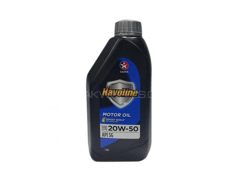 Havoline Motor Oil SAE 20W-50 1L in Karachi