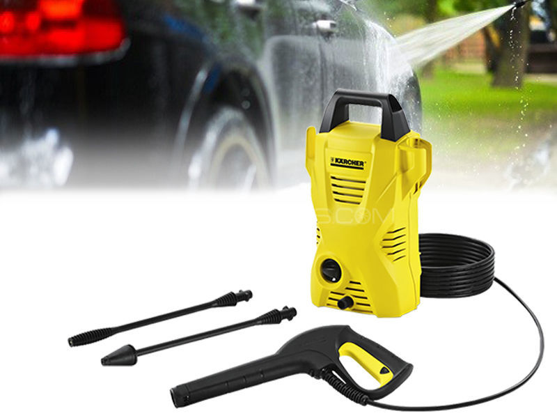 KARCHER K2 Compact High Pressure Washer in Lahore