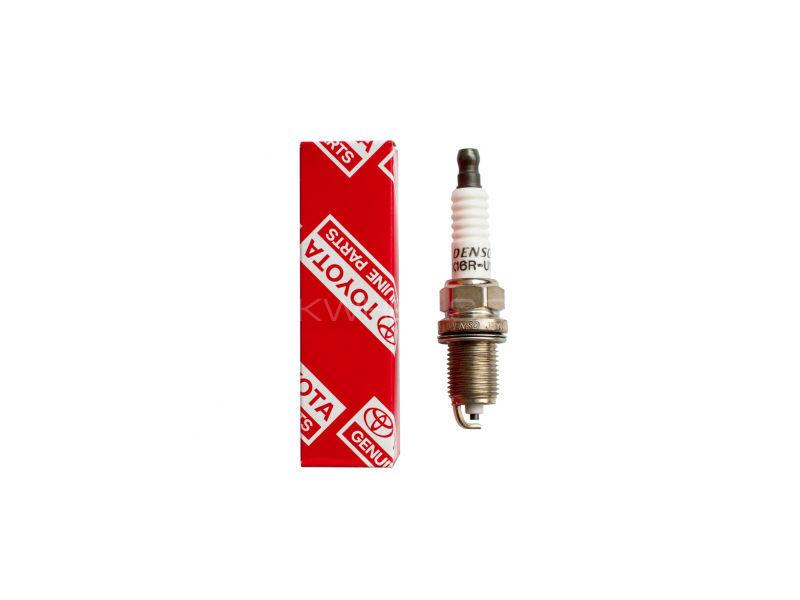 Toyota Genuine Iridium Spark Plug 4pcs FK16R-A8 Image-1