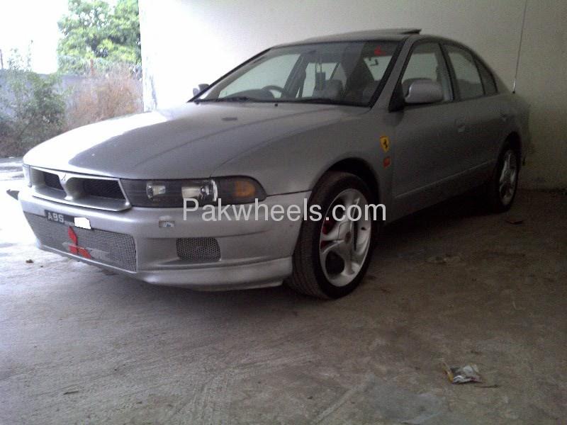 Mitsubishi Galant 1998 Image-7