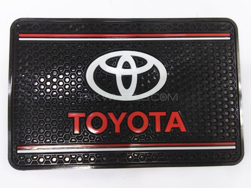 Non-Slip Mat Plain - Toyota in Lahore